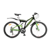 Велосипед горный Avanti Montero 26'' 2015 черно-зеленый рама - 18,5