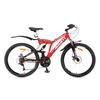 Велосипед горный Avanti Torino 26'' 2015 черно-красный рама - 18,5