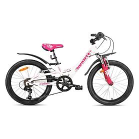 """Велосипед детский Avanti Sonic 20"""" 2015 белый рама - 9"""""""