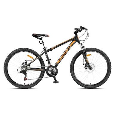 Велосипед горный Avanti Montero 26'' 2015 черно-оранжевый рама - 18,5