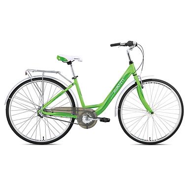 Велосипед городской женский Avanti Blanco 26'' 2015 зеленый рама - 16