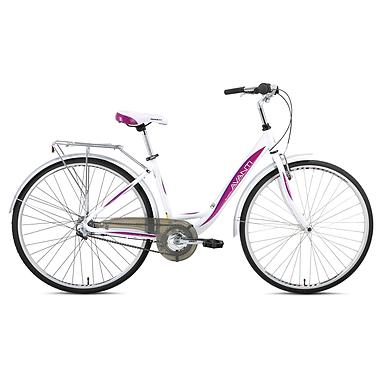 Велосипед городской женский Avanti Blanco 28'' 2015 белый рама - 17
