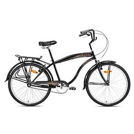 """Велосипед городской Avanti Crusier Man 26"""" 2015 черный рама - 17"""""""