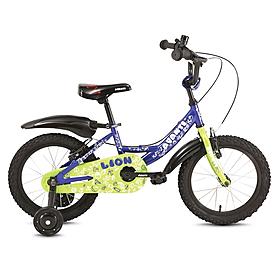 """Велосипед детский Avanti Lion 18"""" 2015 сине-зеленый рама - 10"""""""