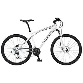 """Велосипед горный GT Aggressor 1.0 2014 - 26"""", рама - 18"""", белый (3586752-M)"""