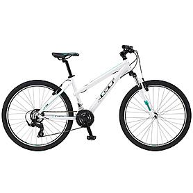 """Велосипед горный женский GT Laguna 26"""" Womens 2015 белый рама - M"""