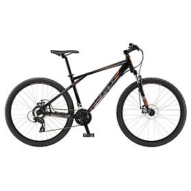 """Велосипед горный GT Agressor Comp 27,5"""" 2015 черный рама - XL"""