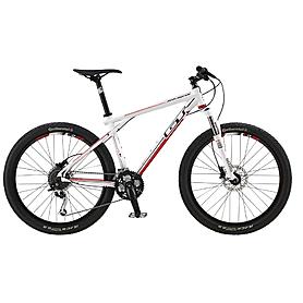 "Велосипед горный GT Avalanche Elite 2014 - 26"", рама - 18"", белый (4376471-M)"