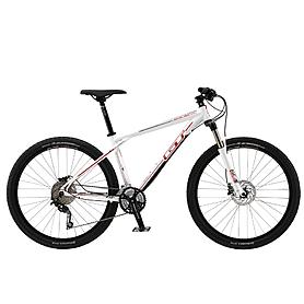 "Велосипед горный GT Avalanche Elite 27,5"" 2015 белый рама - XL"
