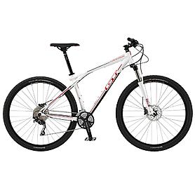 """Велосипед горный GT Karakoram Elite 29"""" 2015 белый рама - XL"""