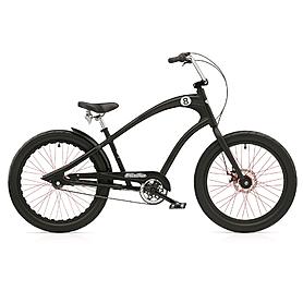 """Велосипед городской Electra Straight 8 8i 24"""" black"""
