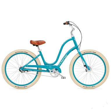Велосипед городской женский Electra Townie Balloon 3i 26