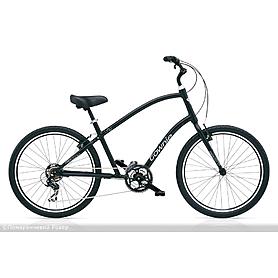 """Велосипед городской Electra Townie Original 21D 26"""" Men's Black"""