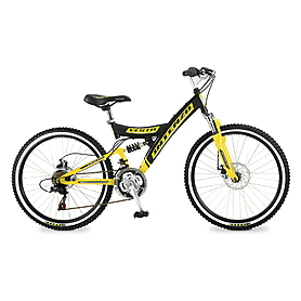 Фото 1 к товару Велосипед подростковый горный Intenzo Vesta Disk 24