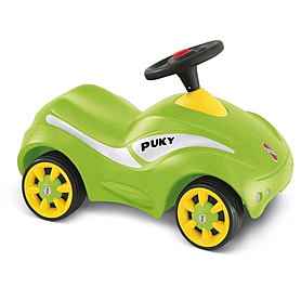 Каталка-толокар машина Puky Racer 1806 салатовая