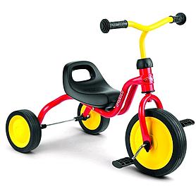 Фото 1 к товару Велосипед детский трехколесный Puky Fitsch красный
