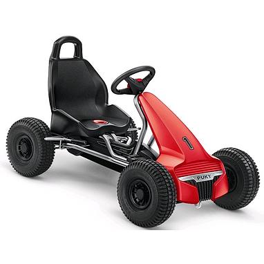 Веломобиль детский Puky F 550 L красный