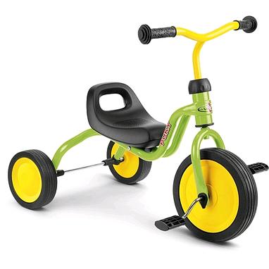 Велосипед детский трехколесный Puky Fitsch салатовый