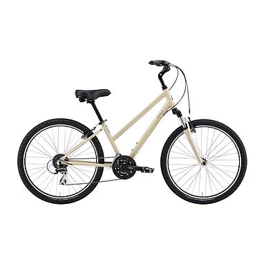 Велосипед подростковый горный Marin Stinson Step THRU 26'' коричневый рама - 15''