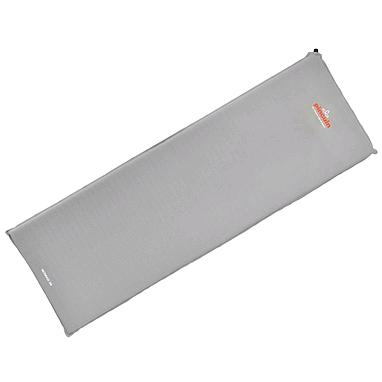 Коврик надувной Pinguin NOMAD 38 серый (196х63х3,8 см)