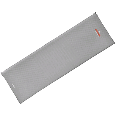 Коврик надувной Pinguin NOMAD 50 серый (198х63х5 см)