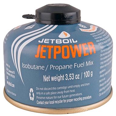 Картридж газовый Jetboil Jetpower fuel 100 г