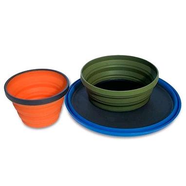 Набор Sea to Summit X-Series 3 pc set набор x-Bowl + x-Mug + x-Plate