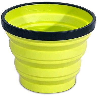 Чашка складная Sea to Summit X-Cup 250 мл лайм