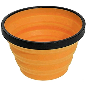 Чашка складная Sea to Summit X-Cup 250 мл оранжевая