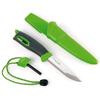 Нож-огниво Light My Fire FireKnife Pin-pack зеленый - фото 1