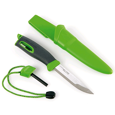 Нож-огниво Light My Fire FireKnife Pin-pack зеленый