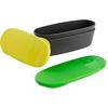 Набор посуды Light My Fire SnapBox Oval 2-pack лайм/зеленый - фото 1