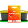 Набор посуды Light My Fire SnapBox Oval 2-pack лайм/зеленый - фото 2