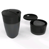 Набор стаканов Light My Fire Pack-up-Cup 4 pack WildForest 260 мл - фото 2