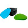 Набор посуды Light My Fire SnapBox 2-pack зеленый/голубой - фото 1