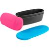 Набор посуды Light My Fire SnapBox Oval 2-pack пурпурный/голубой - фото 1