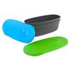 Набор посуды Light My Fire SnapBox Oval 2-pack зеленый/голубой - фото 1