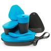 Набор посуды Light My Fire MealKit 2.0 pin-pack голубой - фото 1