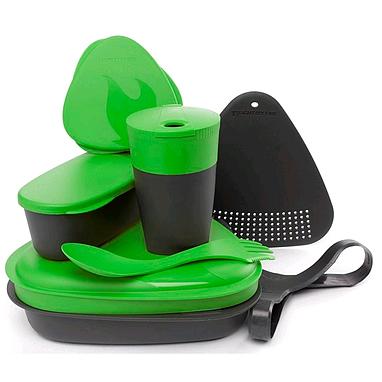 Набор посуды Light My Fire MealKit 2.0 pin-pack зеленый