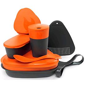 Фото 1 к товару Набор посуды Light My Fire MealKit 2.0 pin-pack оранжевый