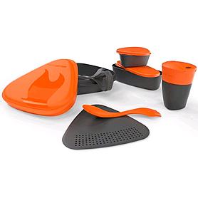 Фото 2 к товару Набор посуды Light My Fire MealKit 2.0 pin-pack оранжевый