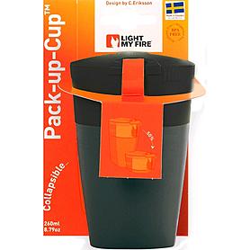 Фото 3 к товару Стакан Light My Fire Pack-up-Cup 260 мл черный