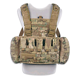 tasmanian tiger Жилет разгрузочный Tasmanian Tiger Chest Rig MKII M4 TT 7161.394