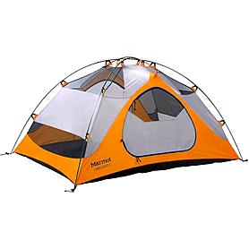 Фото 2 к товару Палатка трехместная Marmot Limelight 3P Tent Alpenglow