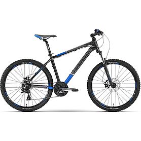 "Велосипед горный Haibike Power SL - 26"", рама - 50 см, черно-синий (4150424450)"