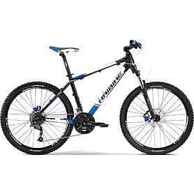 "Велосипед горный Haibike Attack SL 26"" черно-белый рама - 50"