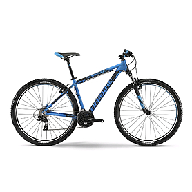 """Велосипед горный Haibike Big Curve 9.10 2016 - 29"""", рама - 50 см, синий (4153024550)"""