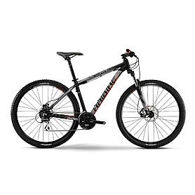 """Велосипед горный Haibike Big Curve 9.30 2016 - 29"""", рама - 45 см, черный (4153424545)"""