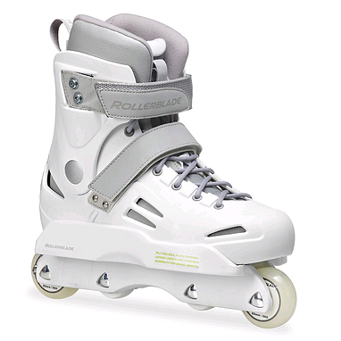 Коньки роликовые Rollerblade Solo Trooper 2014 white