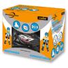 Коньки роликовые раздвижные Rollerblade Spitfire Cube 2015 black/red + набор защиты - фото 6